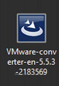 VMwarevCenterConverterStandalone